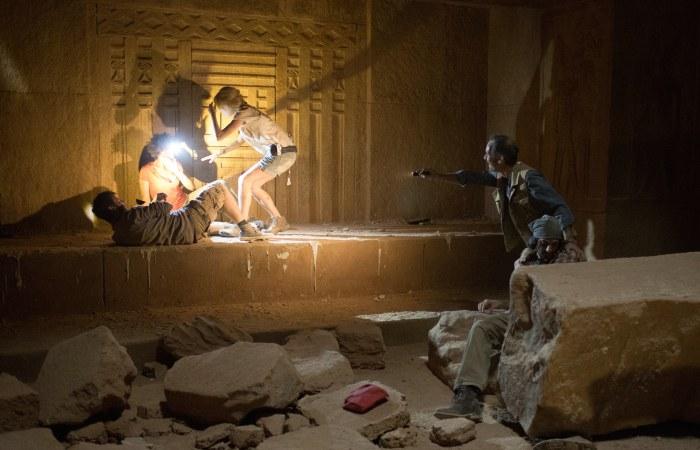 The Pyramid - Grab des Grauens - Bild 4