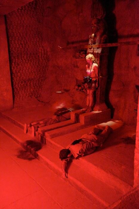 The Pyramid - Grab des Grauens - Bild 10