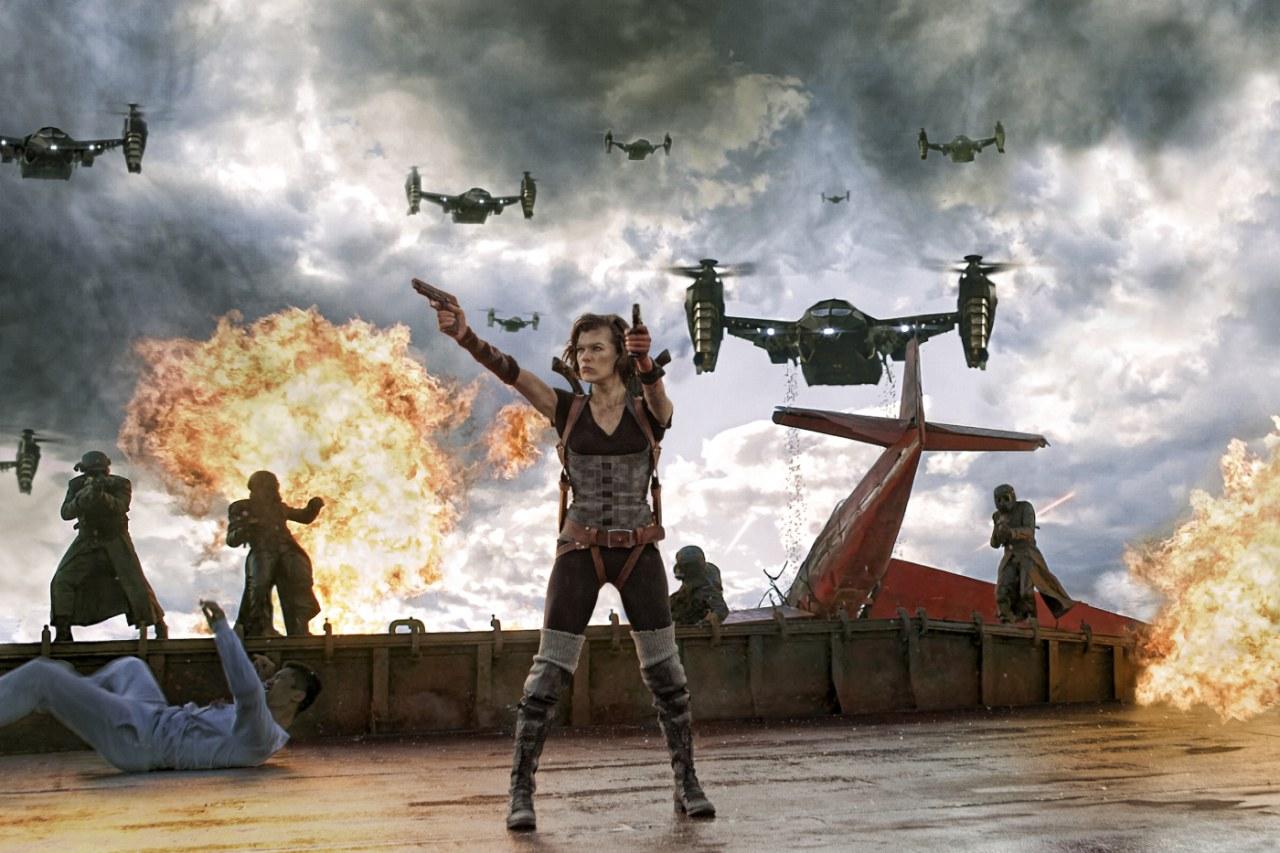 Resident Evil: Retribution - Bild 2