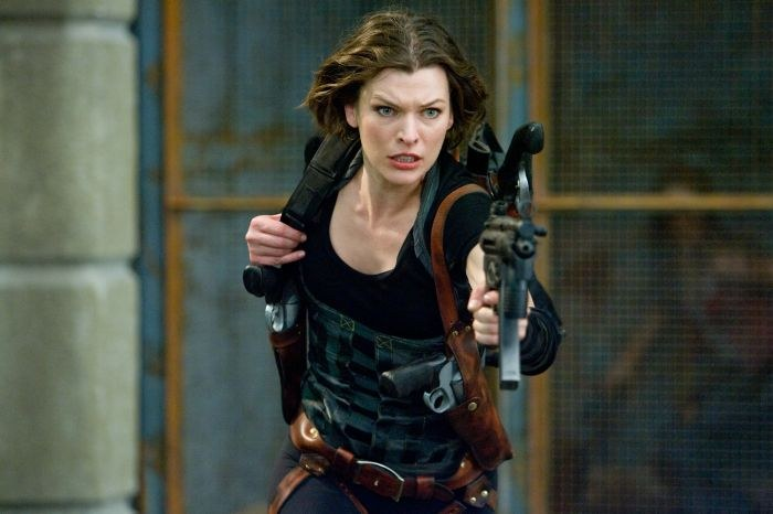 Resident Evil: Afterlife 3D - Bild 1