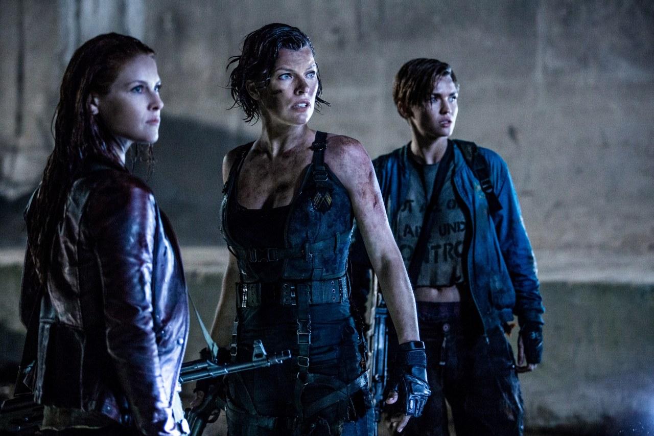 Resident Evil: The Final Chapter - Bild 1