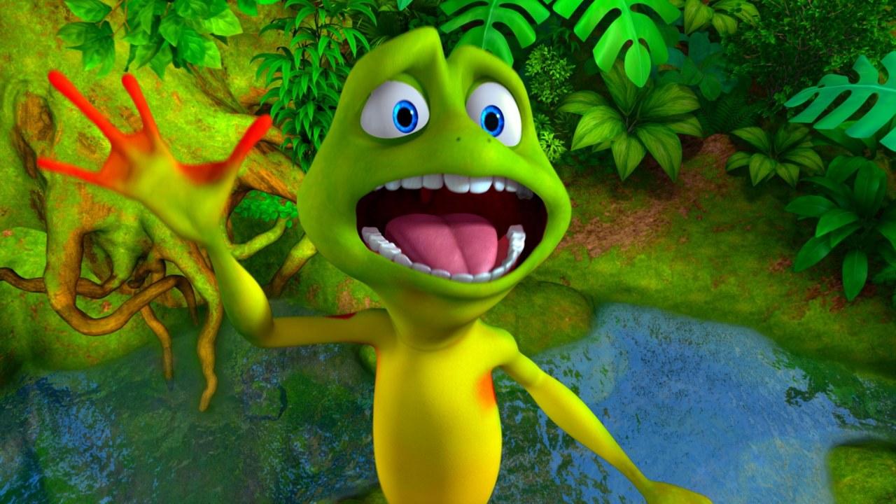 Prinz Ribbit - Ein Frosch auf Umwegen! - Bild 1