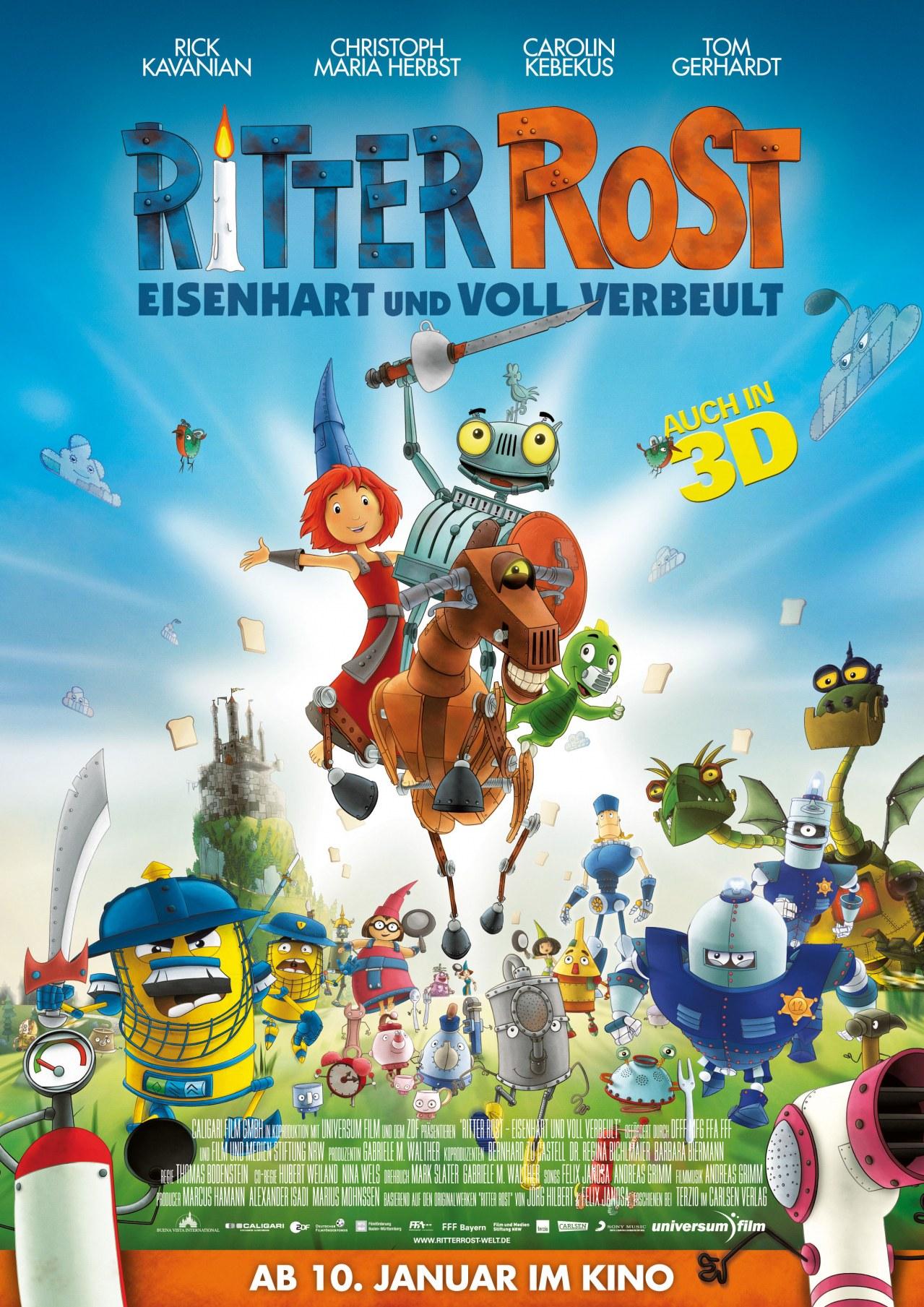 Ritter Rost - Eisenhart und voll verbeult - Bild 5