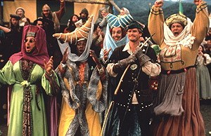 Robin Hood - Helden in Strumpfhosen - Bild 1