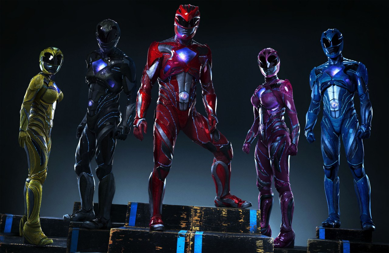 Power Rangers - Bild 3