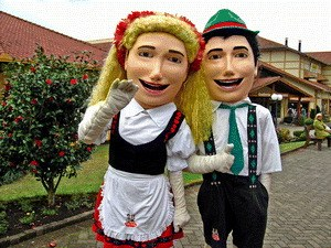 Schroeder liegt in Brasilien - Bild 1