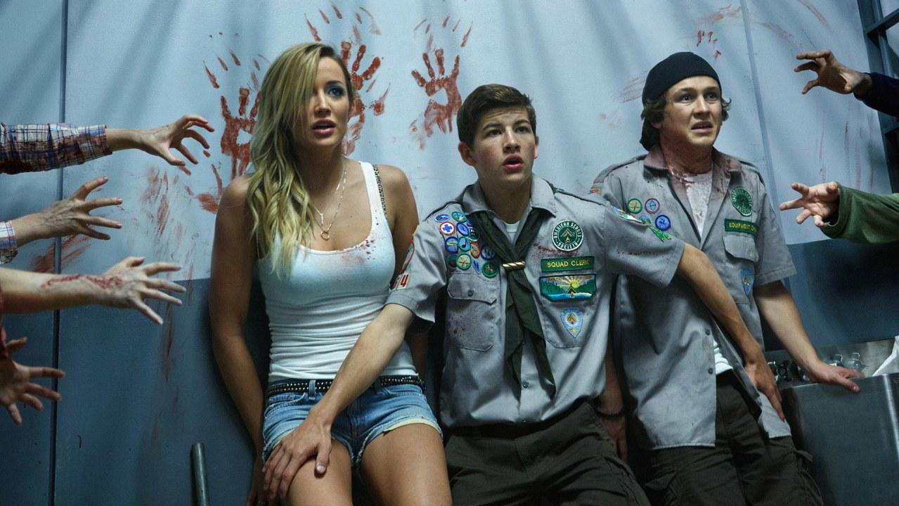 Scouts vs. Zombies - Handbuch zur Zombie-Apokalypse - Bild 4