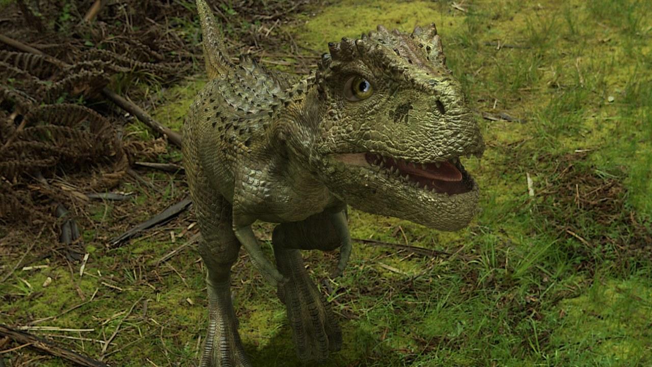 Speckles - Die Abenteuer des kleinen Dinosauriers - Bild 3