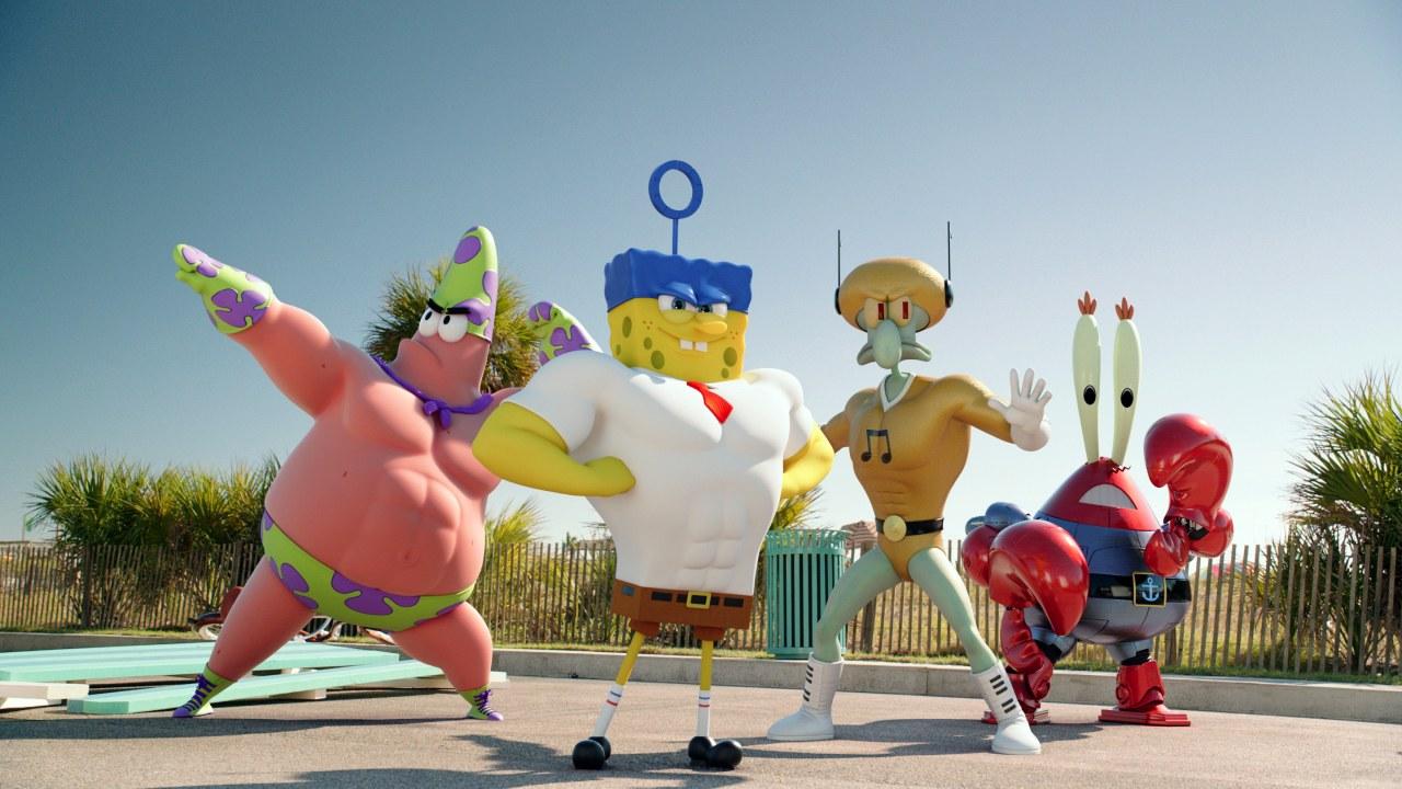 SpongeBob Schwammkopf 3D - Bild 1