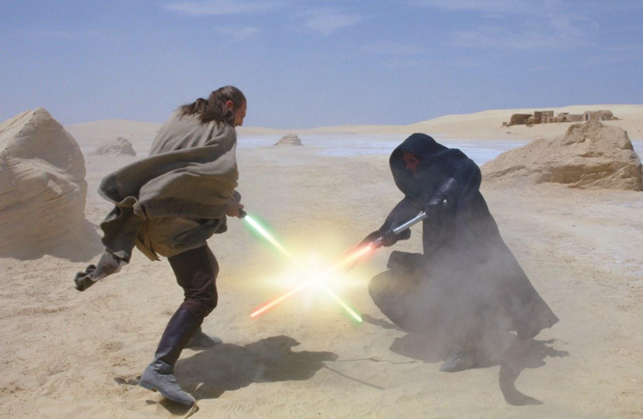 Star Wars: Episode I - Die dunkle Bedrohung 3D - Bild 1