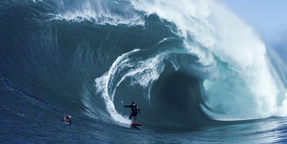 Storm Surfers 3D - Bild 2