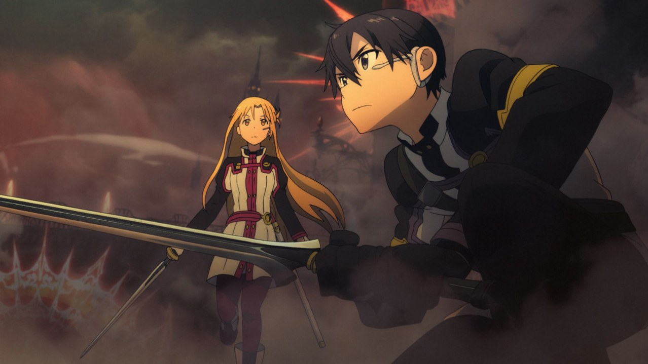 Sword Art Online - Ordinal Scale - Bild 1
