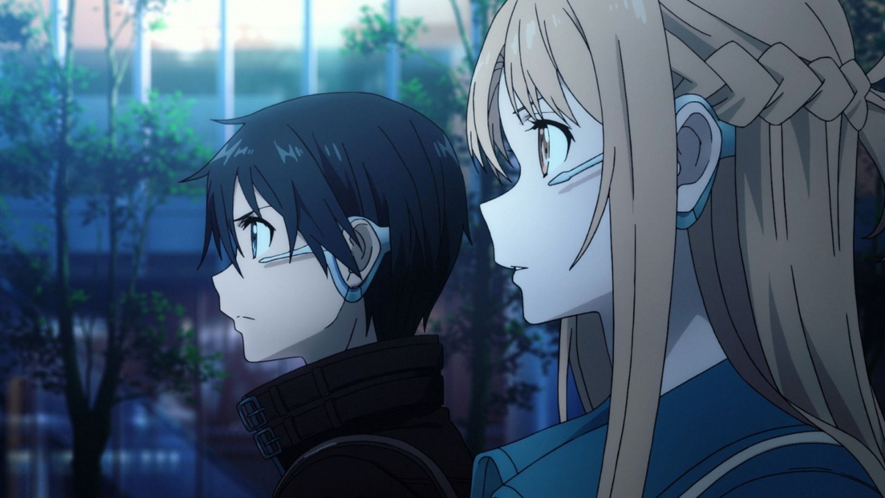 Sword Art Online - Ordinal Scale - Bild 2