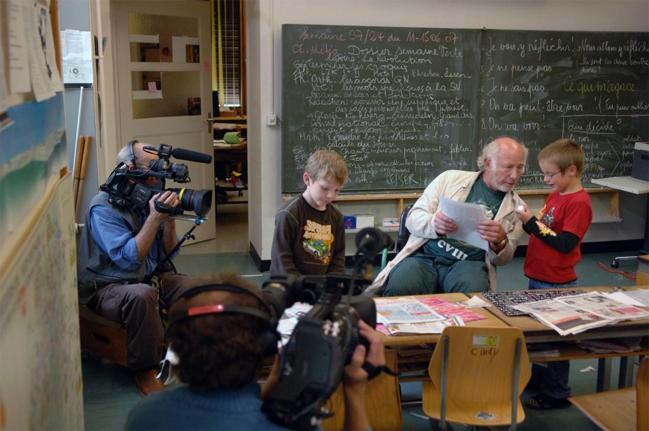 Tableau Noir - Eine Zwergschule in den Bergen - Bild 1