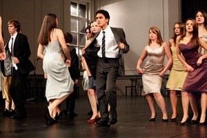 Tanzträume - Jugendliche tanzen KONTAKTHOF von Pina Bausch - Bild 2