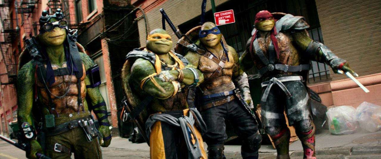 Teenage Mutant Ninja Turtles: Out of the Shadows - Bild 1