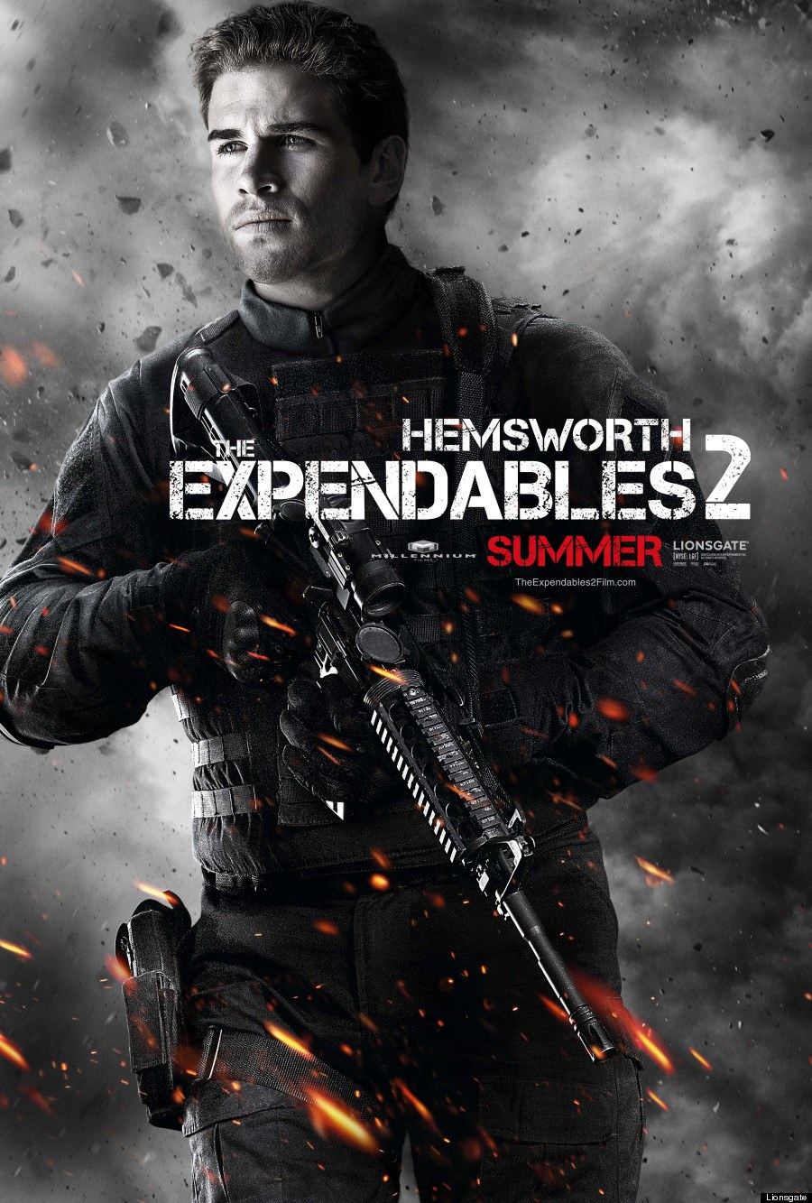 The Expendables 2 - Bild 3