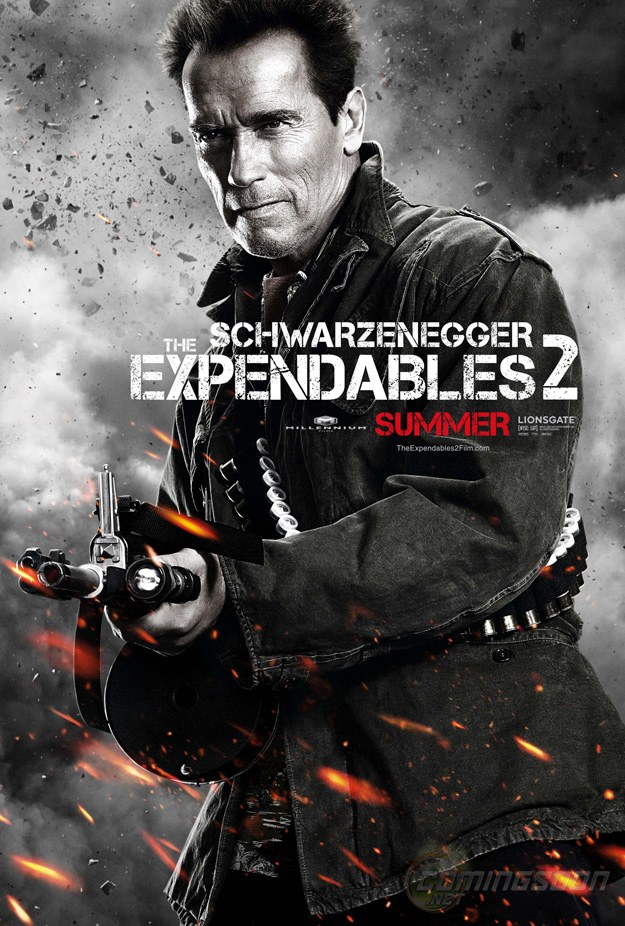 The Expendables 2 - Bild 7