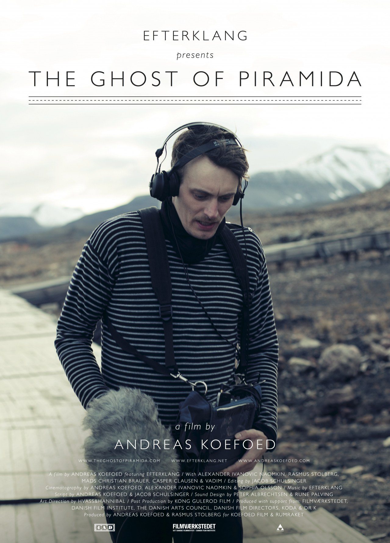 The Ghost of Piramida - Bild 1
