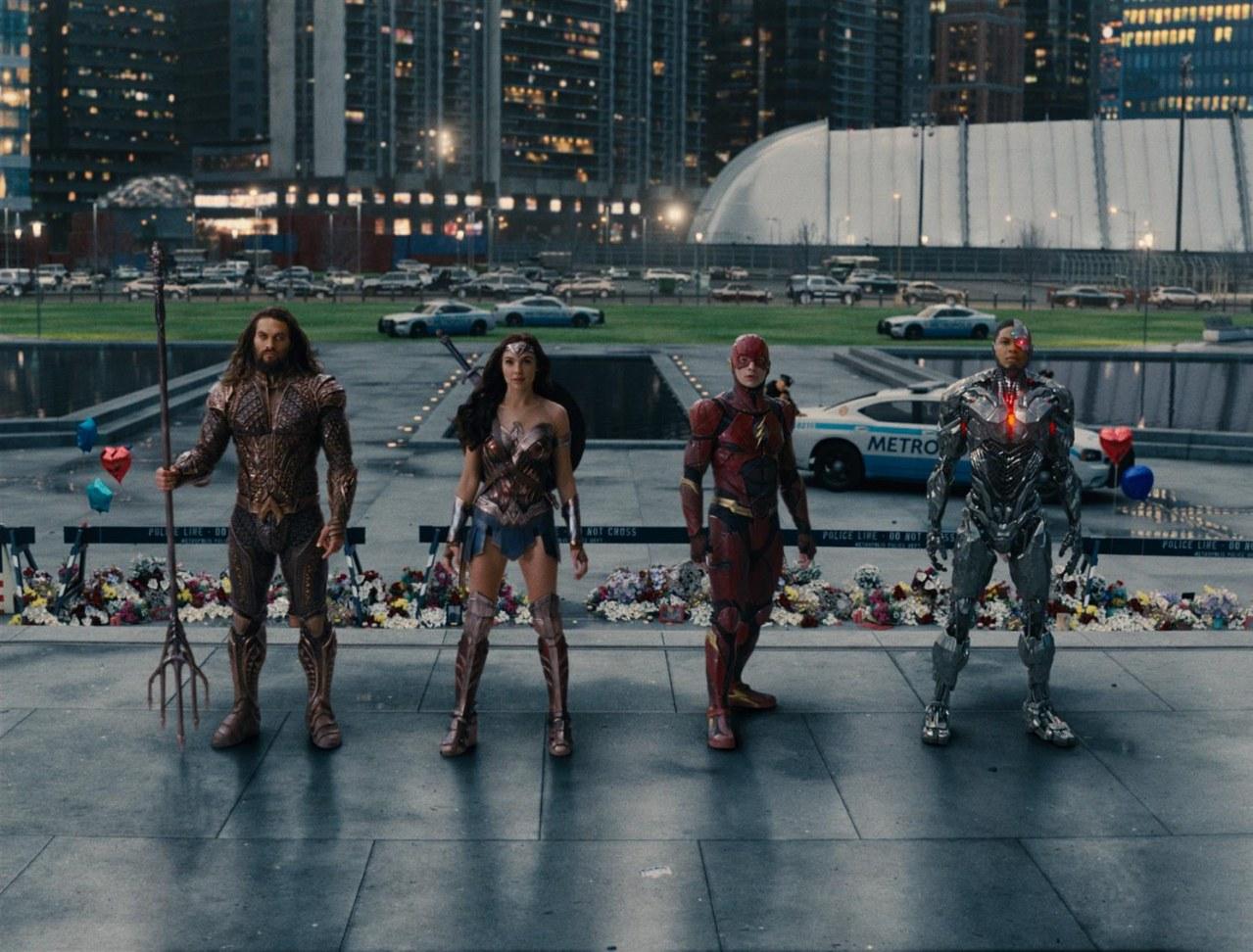 The Justice League - Bild 1