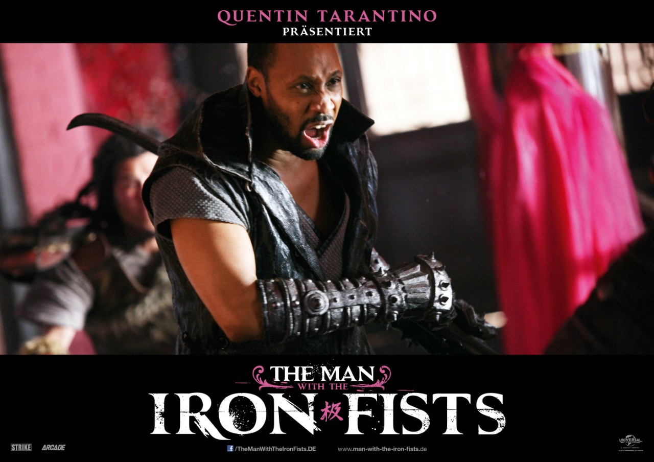The Man with the Iron Fists - Bild 2