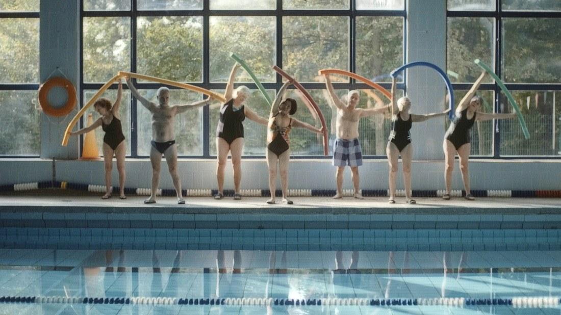 Trockenschwimmen - Bild 1