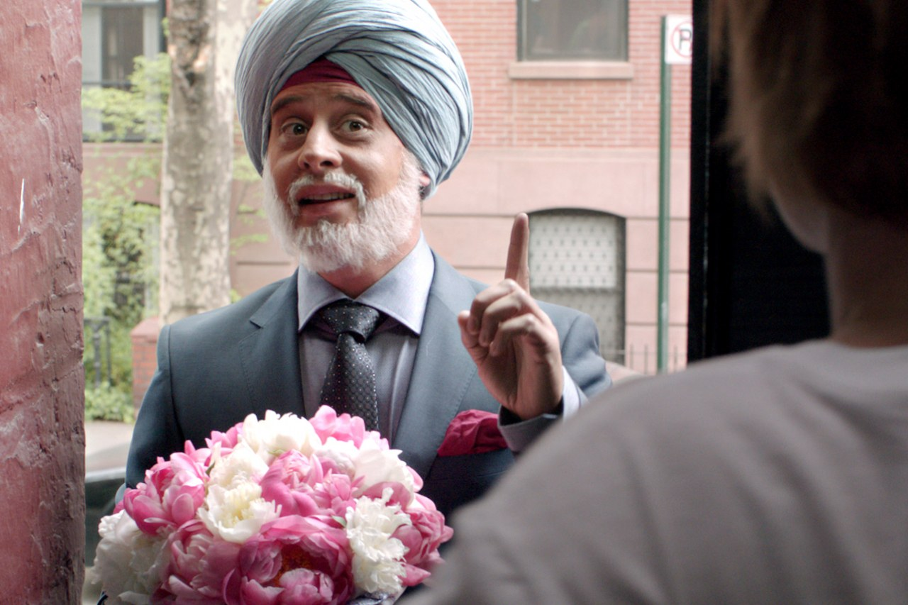 Vijay und ich - Meine Frau geht fremd mit mir - Bild 1