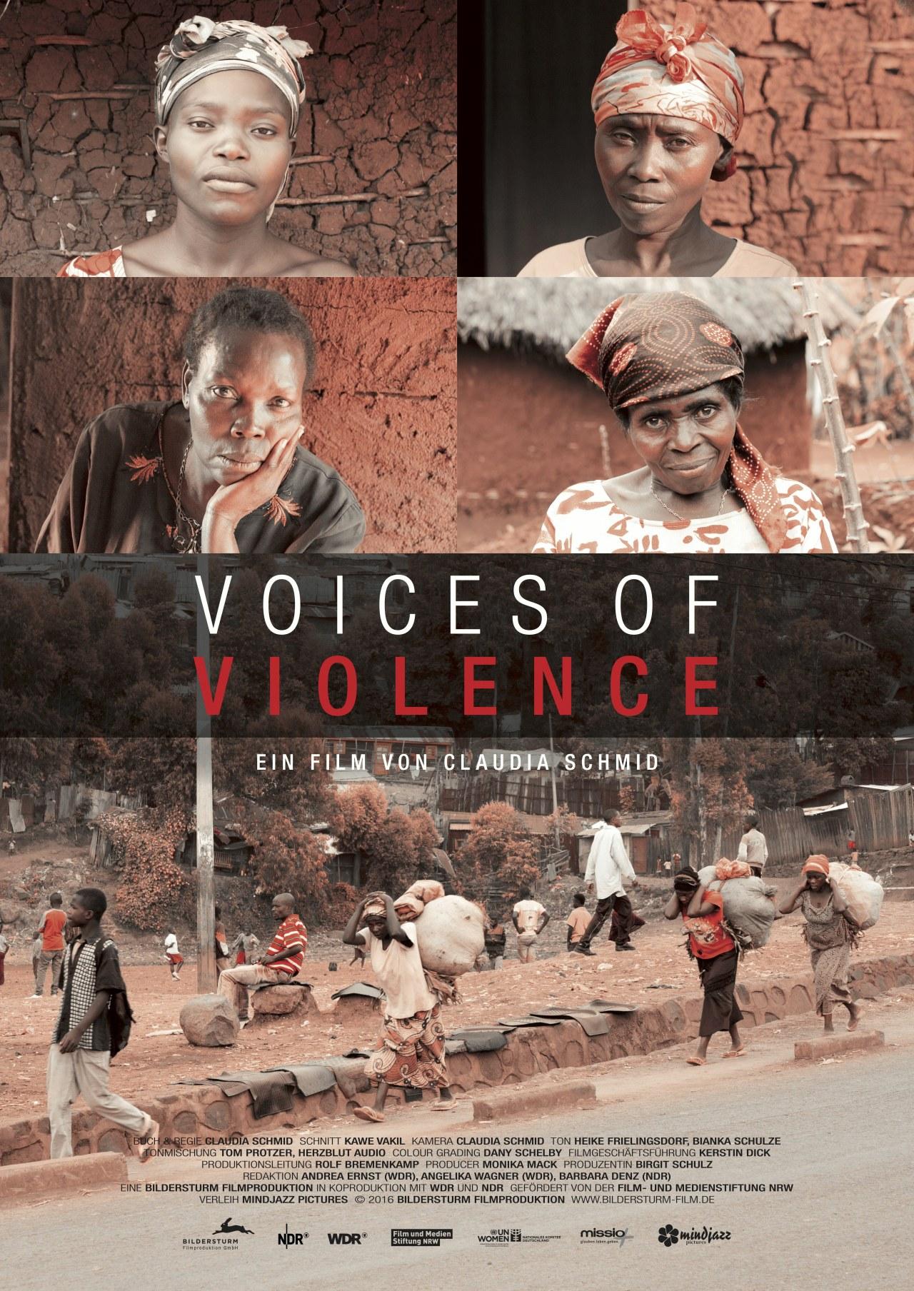 Voices of Violence - Stimmen der Gewalt - Bild 3