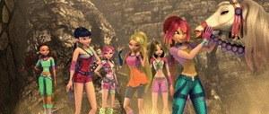 Winx Club - Das magische Abenteuer 3D - Bild 1