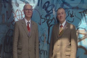 With Gilbert & George - Bild 2