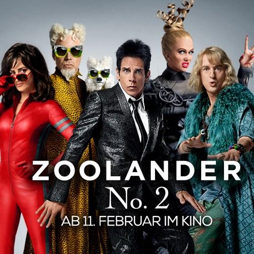 Zoolander No. 2 - Bild 2