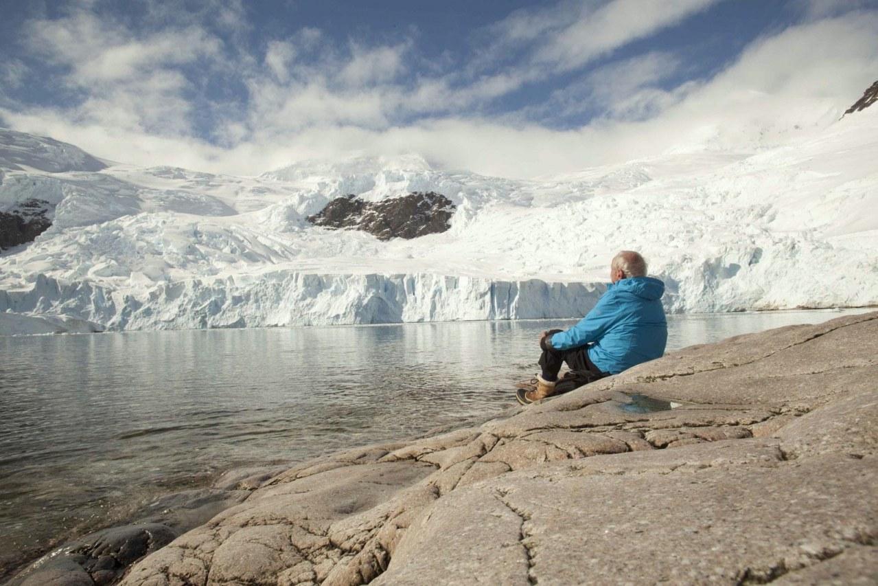 Zwischen Himmel und Eis - Bild 1