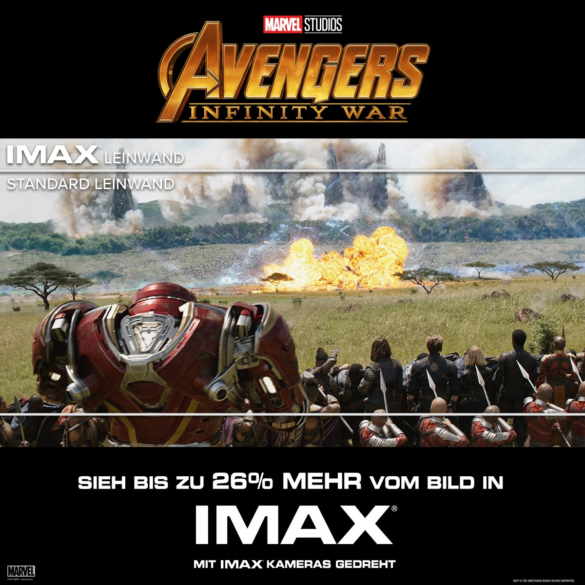 Avengers: Infinity War Part 1 - Bild 21