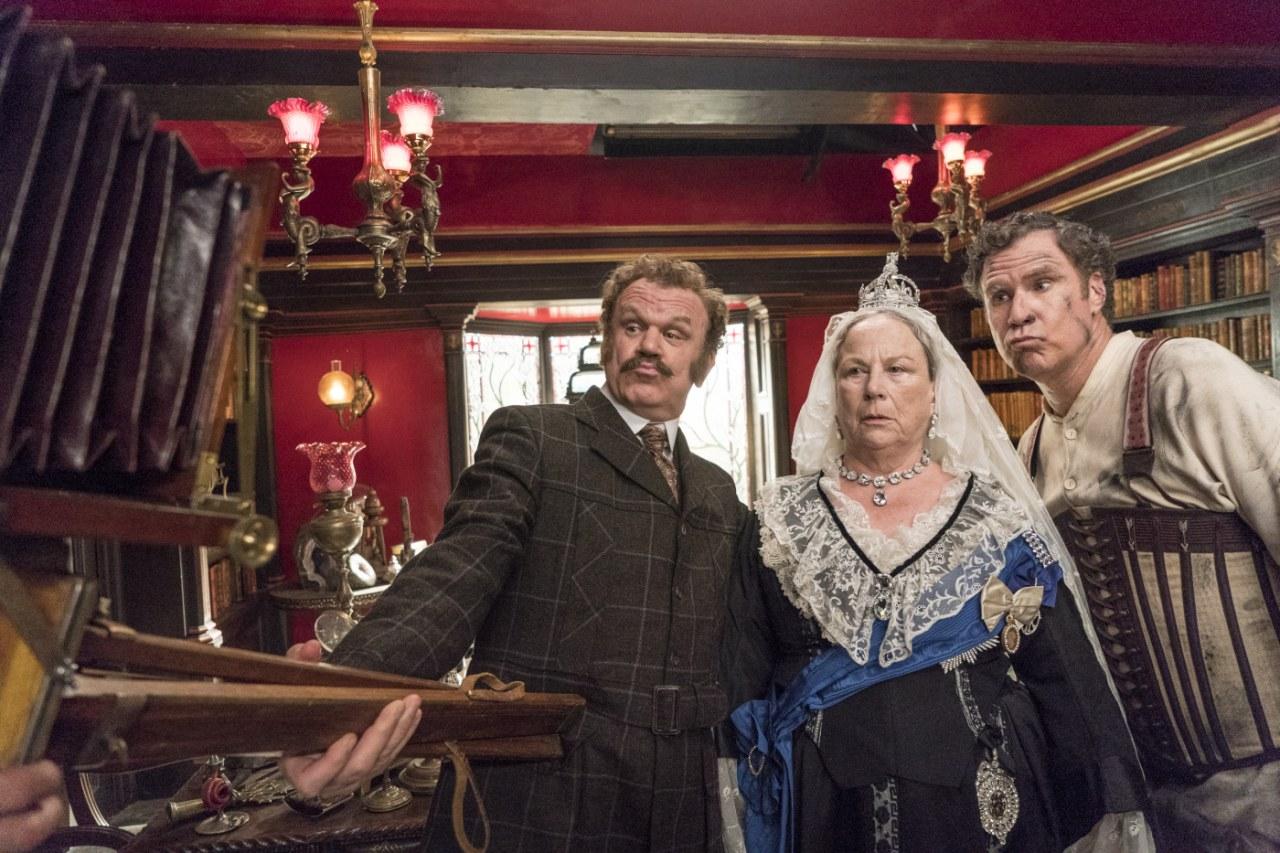 Holmes und Watson - Bild 1