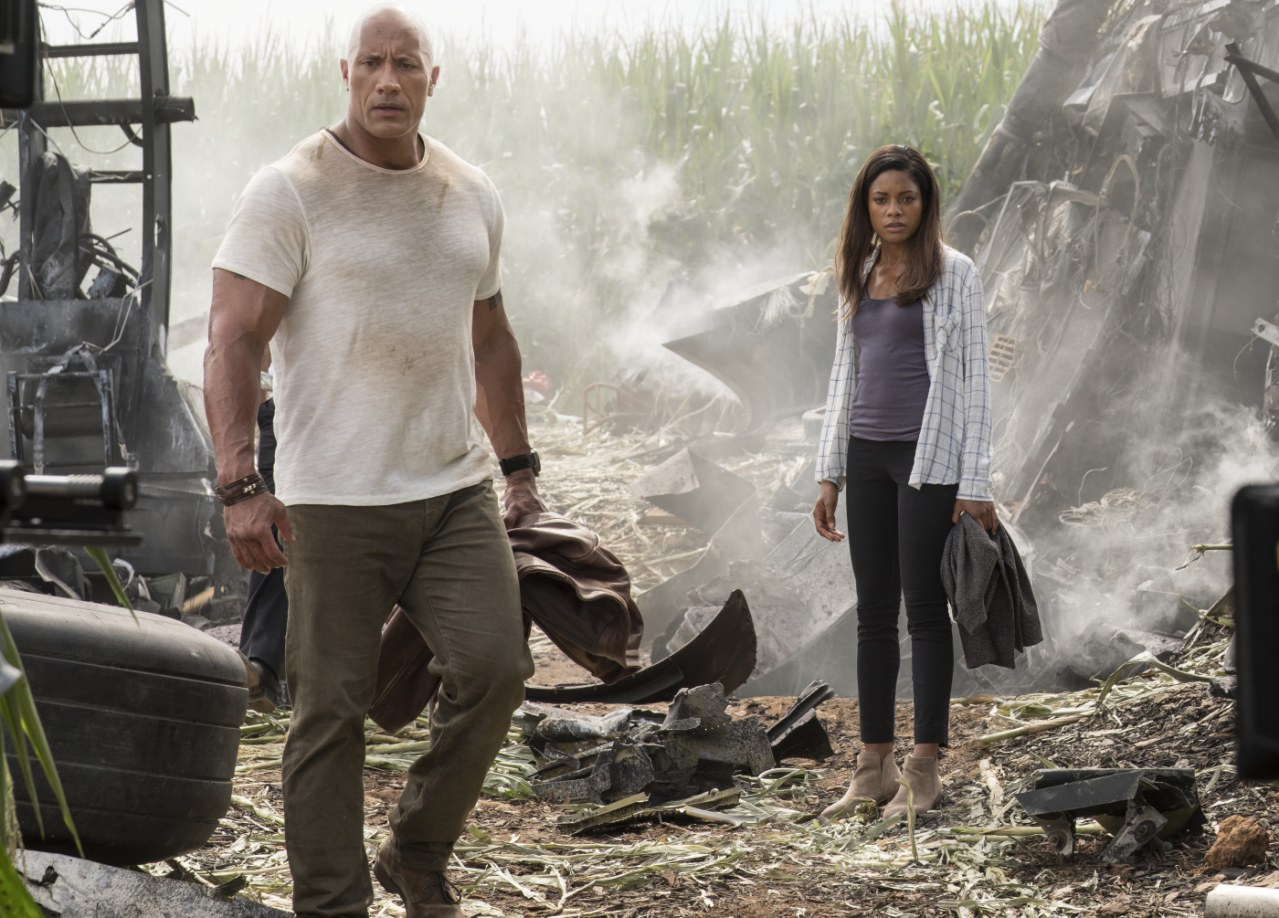 """Action Heroes Blockbuster Preview: """"Rampage"""" - Bild 5"""