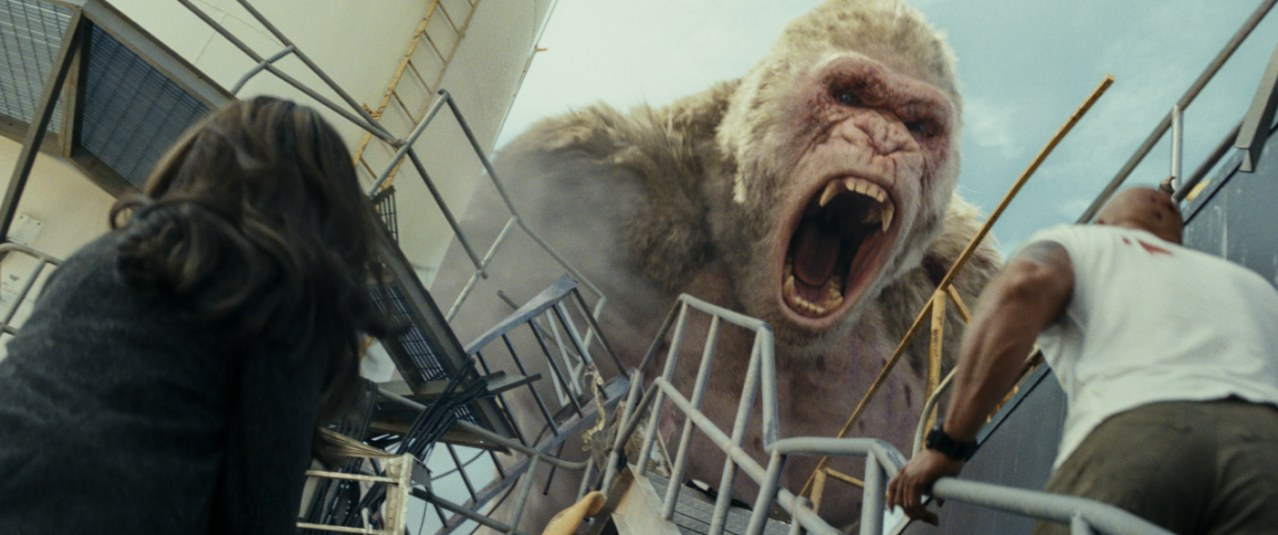 """Action Heroes Blockbuster Preview: """"Rampage"""" - Bild 10"""