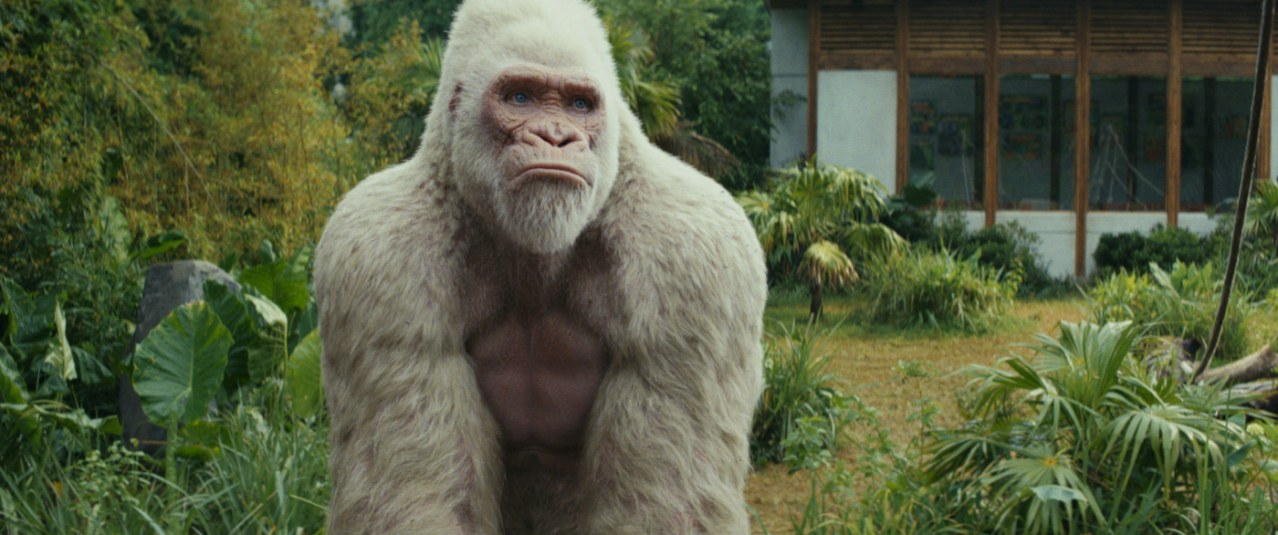 """Action Heroes Blockbuster Preview: """"Rampage"""" - Bild 13"""