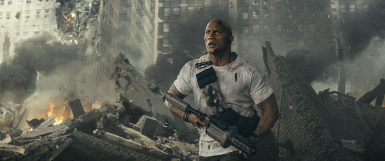 """Action Heroes Blockbuster Preview: """"Rampage"""" - Bild 14"""