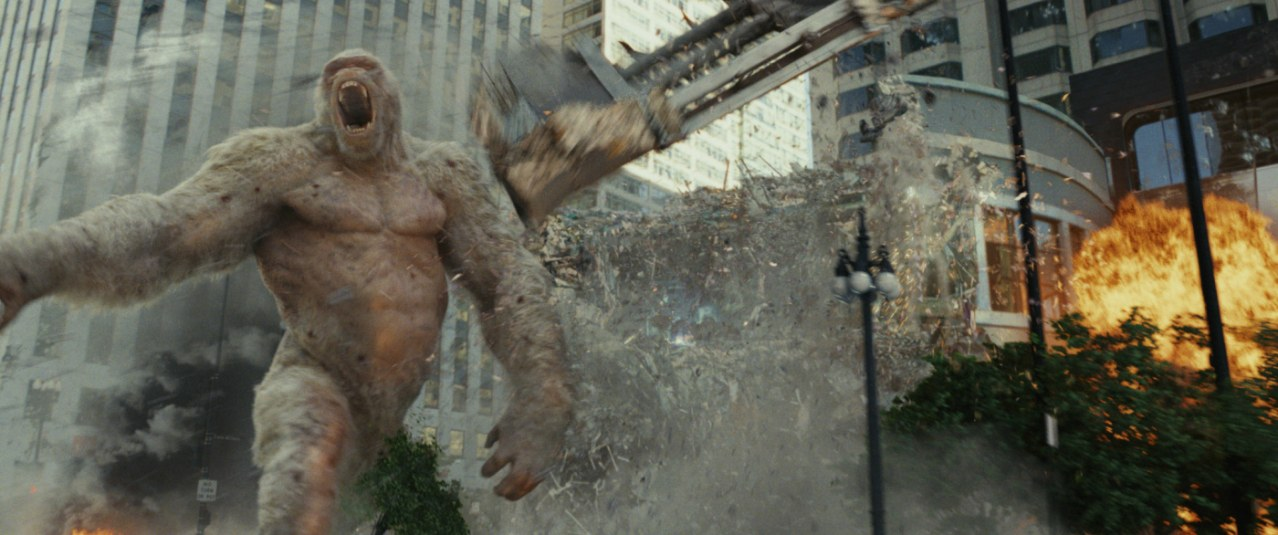"""Action Heroes Blockbuster Preview: """"Rampage"""" - Bild 16"""
