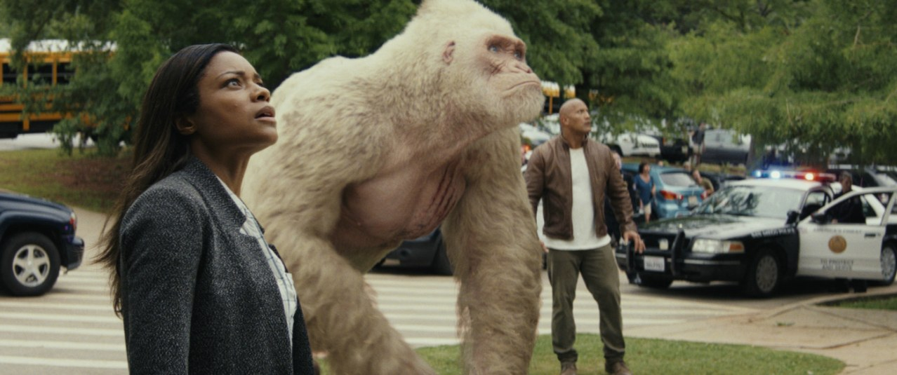 """Action Heroes Blockbuster Preview: """"Rampage"""" - Bild 18"""