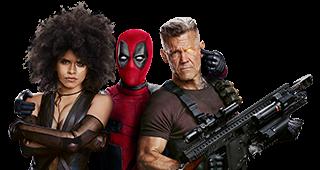 Deadpool 2: Er kommt nicht allein!